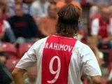 Le but fantastique de Zlatan avec l'Ajax