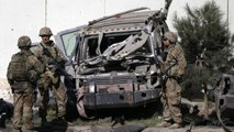 US-led NATO forces come under attack in Afghan capital