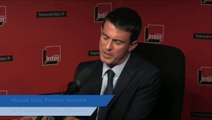 Fiscalité:  «La première tranche de l'impôt sur le revenu pourrait être supprimée» Manuel Valls