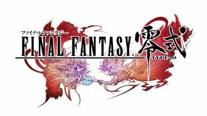 Final Fantasy Type-0 (Direct Unbox Live PSP Jap)