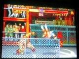 Nintendo Wii Street FIGHTER Snes PART 1