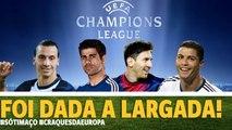 Favoritos, surpresas e craques: L! Total faz o Raio-X da Liga dos Campeões