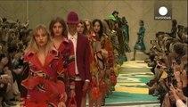 London Fashion Week: Tom Ford rockt den Catwalk