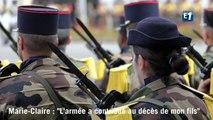 Vannes  : inquiétudes à la caserne après trois suicides de soldats