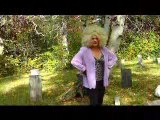 Parody Spoof of Investigative Report on Ghosts in Dead Tree Cemetery with Bloopers and Outtakes - Jolean Does it! Halloween