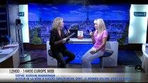 """Sophie Audouin-Mamikonian: """"La saga Tara Duncan n'est pas finie"""""""