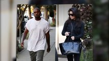Kim Kardashian et Kanye West de retour à Los Angeles