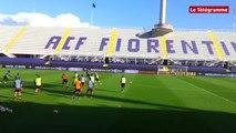 Ligue Europa. Guingamp - Fiorentina : la conférence de presse d'En Avant