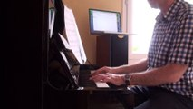2014 Don't let the sun going down on me version piano, georges mickäel wham elton john