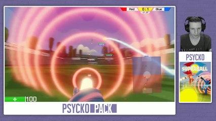Psyckopack - sur Supraball + Débat [17/09]
