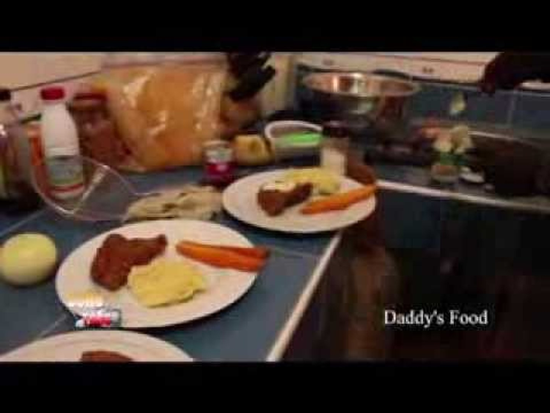 Sunu Togg avec le chef cuisinier WADE (Daddy's Food)