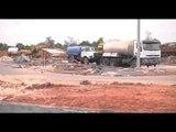 ouverture autoroute de l'avenir dakar diamniadio le 1er aout 2013