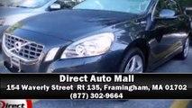 2013 Volvo S60 T5 - Boston Used Cars - Direct Auto Mall