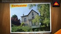 Vente Maison ancienne, Châtillon-sur-loire (45), 261 600€