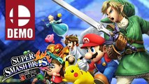 Super Smash Bros. 3Ds (demo) : Trop de skill en moi !