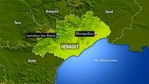 Intempéries dans le Midi: trois morts et deux disparus dans un camping de Lamalou-les-Bains
