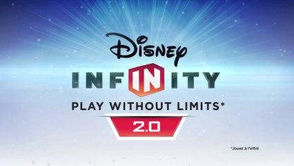 Trailer de lancement de Disney Infinity 2.0
