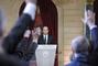 Conférence de presse :«Hollande est très bon dans cet exercice pas très utile»