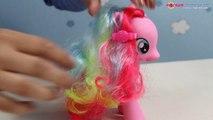 Fashion Style Pinkie Pie / Modny Kucyk Pinkie Pie - Rainbow Power - My Little Pony - A8828 - Recenzja
