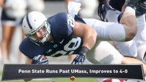 Juliano: PSU Hits on All Cylinders