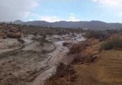 Flood Rampages Through Rural California After Storm