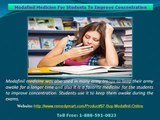 Modafinil Best Medicine For Sleep Disorder Treatment