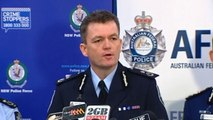 Armed police carry out biggest anti-terror op in Australia