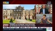 La tendance du moment: Journées du patrimoine: comment restaurer et entretenir le patrimoine culturel français ?, dans Paris est à vous – 18/09