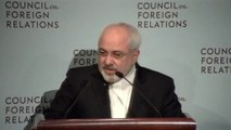 Iranian FM says U.S. allies providing support to Islamic State