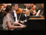 Helene GRIMAUD plays Beethoven Piano Concerto N°o 5 -2 st mov