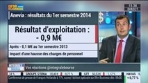 Anevia: croissance du chiffre d'affaires, mais résultat net dans le rouge au 1er semestre, Tristan Leteurtre, dans Intégrale Bourse – 18/09