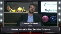 Chris O'Donnell Discusses Play Positive