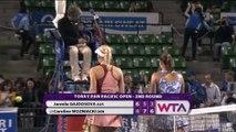 Tokio - Wozniacki, rival de Carla Suárez en cuartos