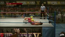 Hulk Hogan vs Randy Savage - WWE 2K14 - 30 Years of Wrestlemania #06 _ Tune.pk