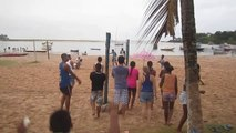 SVPlanete / ECO-GAMES BRESIL 2014 : tournoi de mini foot, football, beach volley et fut-volei