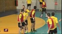 Sport : Rencontre avec le Chambéry Savoie Handball