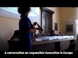 Xavier Pavie - A conversation on responsible innovation in Europe - Farinn - Forli 2013