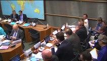Table ronde avec les représentants syndicaux - Mercredi 17 Septembre 2014