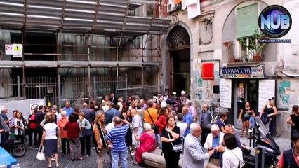 San Carlo alle Mortelle - Targa Antonio Altamura