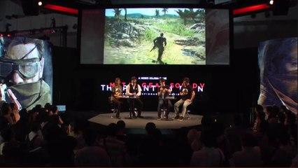 Mission spéciale dans les bois de Metal Gear Solid V : The Phantom Pain