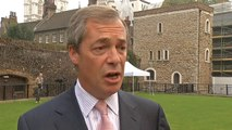 Farage: England ignored in Scottish independence debate