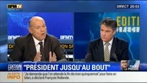 Conférence de Presse de François Hollande: Les décryptages de Thierry Arnaud, Ruth Elkrief, Laurent Neumann et Jean-Marie Le Guen - 18/09 3/6