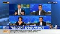 Conférence de Presse de François Hollande: Les décryptages de Thierry Arnaud, Ruth Elkrief, Laurent Neumann et Emmanuel Lechypre - 18/09 6/6