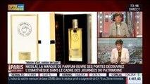 Métiers d'art, Métiers de luxe: Parfumeuse, dans Paris est à vous – 19/09