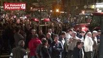 400 tracteurs à Rodez (FDSEA-JA) : «non à la zone vulnérable !»