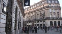 iPhone 6 Apple store Opéra