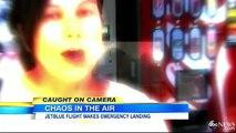 Four Injured After Jet Blue Flight Makes Emergency Landing.