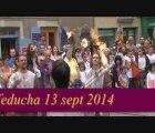 Crémieu - médiévales 2014 - les jongleurs du feu
