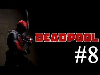 Deadpool прохождение #8