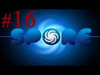 #16 Spore Пришлось правда убить местное население